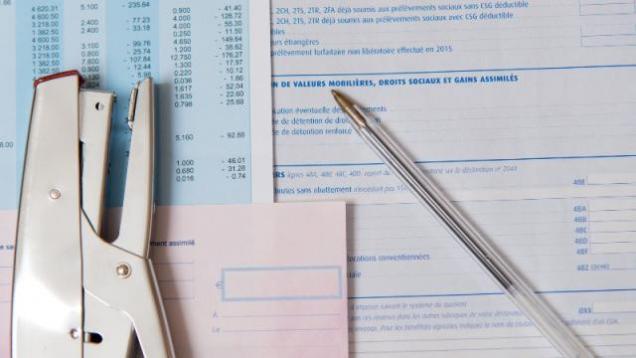 Déclaration fiscale Namur